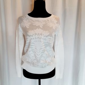 Loft Sweater White